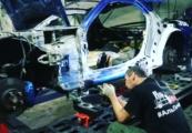 Mazda-RX7 2JZ-GTE Rocket-Bunny стапель