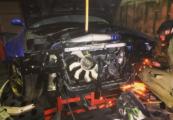 Nissan Skyline кузовной ремонт