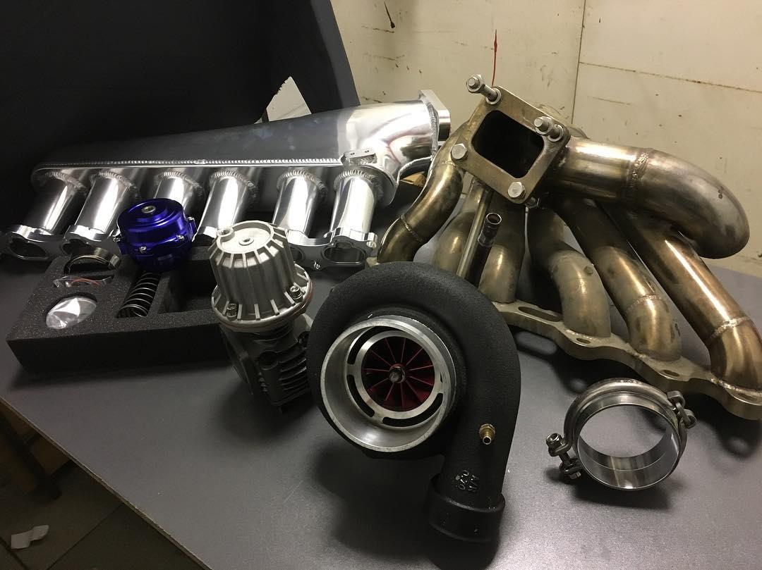 nissan silvia single turbo 2jz gte