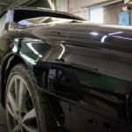 Ford Mustang 4 после покраски